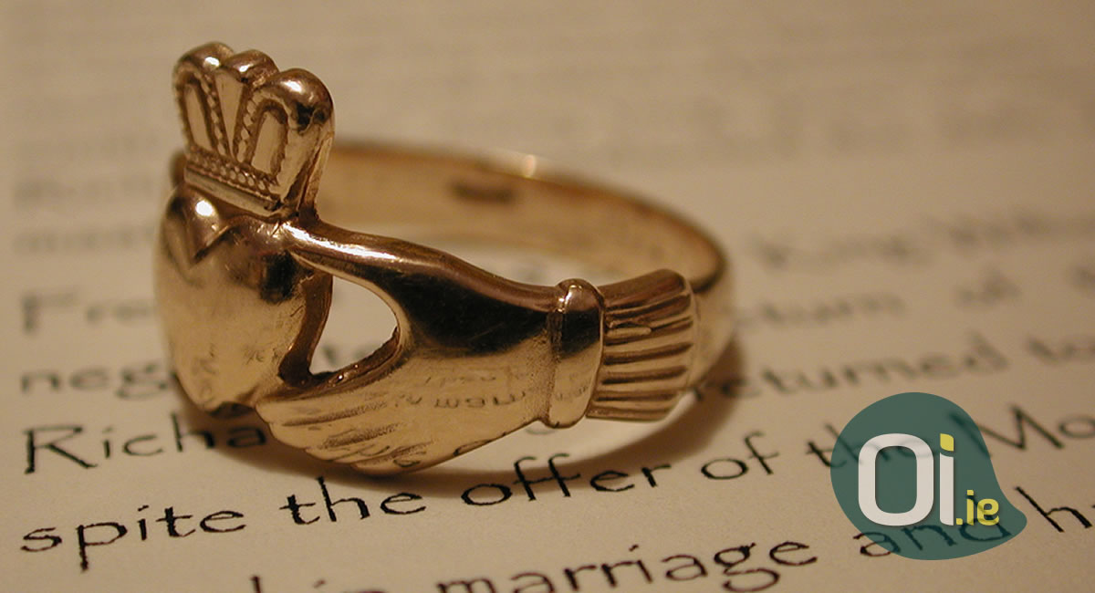 All about… the Claddagh Ring