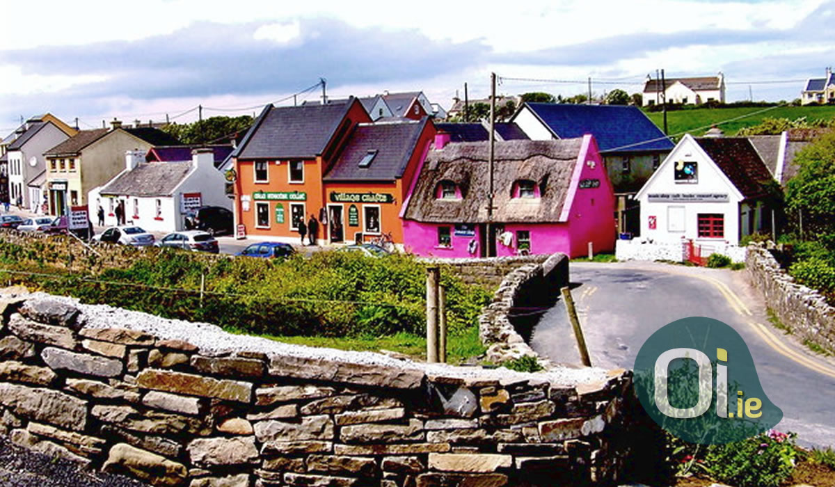 Doolin, um tesouro escondido no oeste da Irlanda