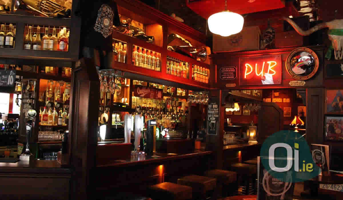 What is a traditional Irish pub