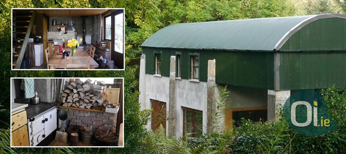Farmyard Barn stay in Co. Sligo