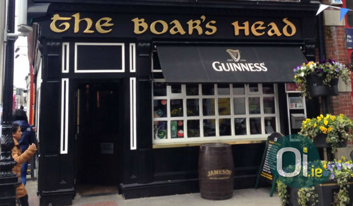 The Boar's Head wins world cup of Dublin pubs
