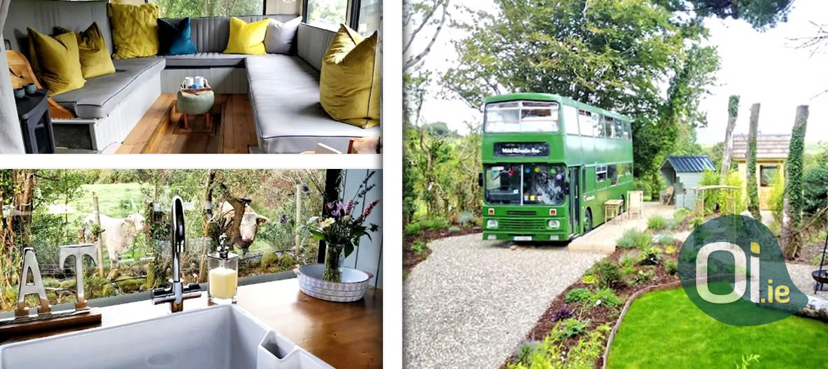 Secluded Bus Rental, Oughterard, Galway
