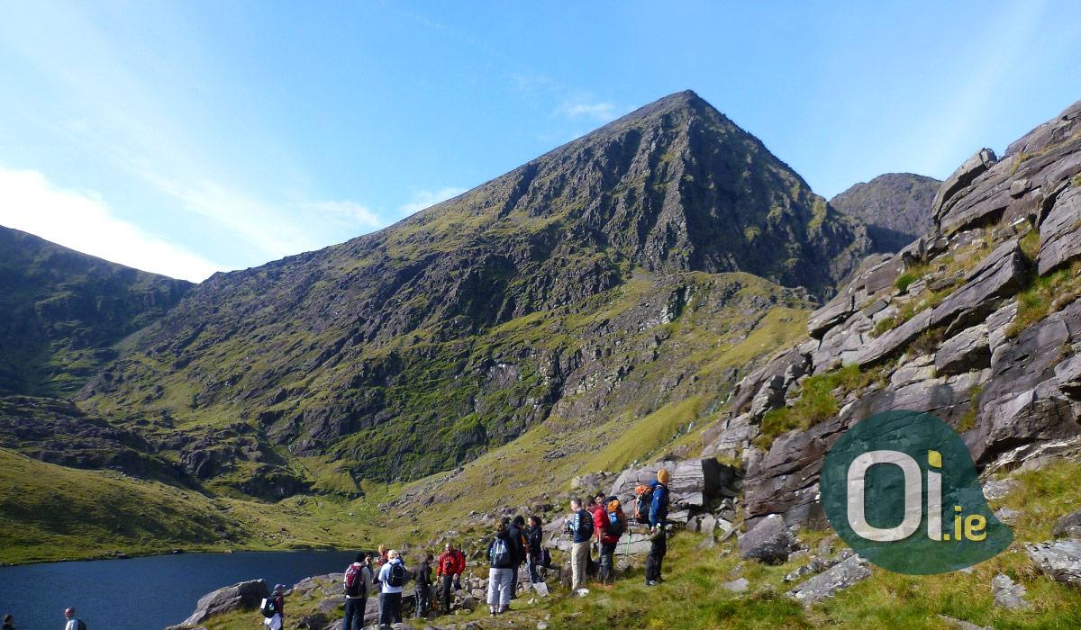 Carrauntoohil: Subindo a montanha mais alta da Irlanda