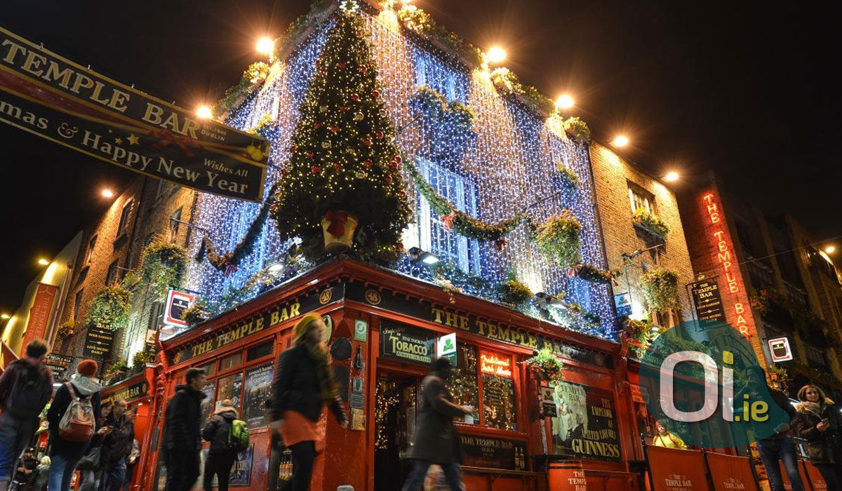 Curious Christmas traditions from Ireland
