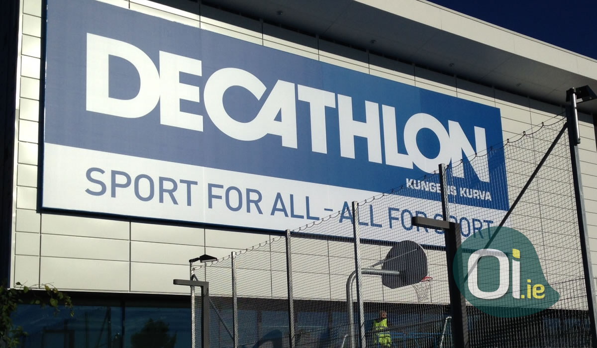 Decathlon opens its first store in Ireland