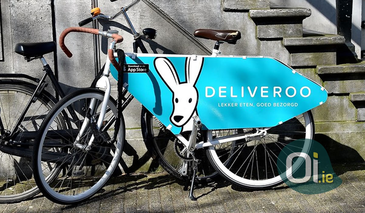 The situation of Deliveroo drivers in Ireland