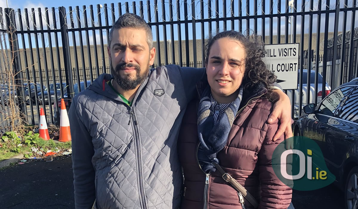 Brazilian facing deportation is released in Galway