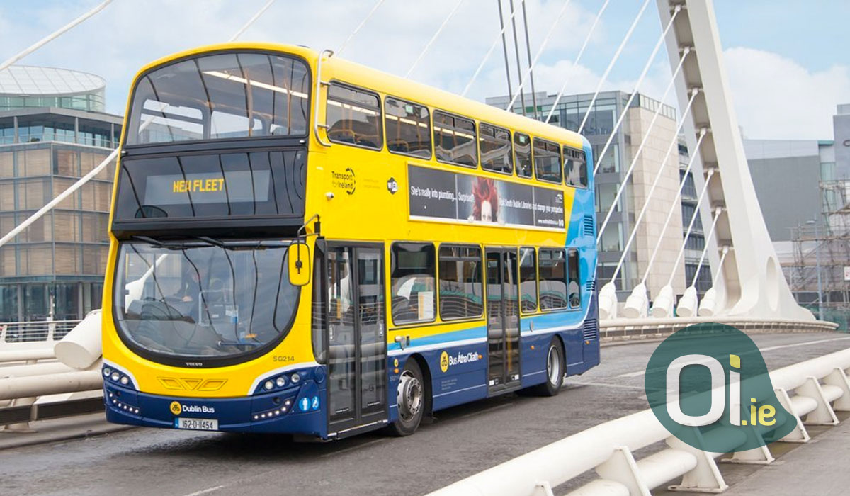 Why are Dublin buses double-deckers?