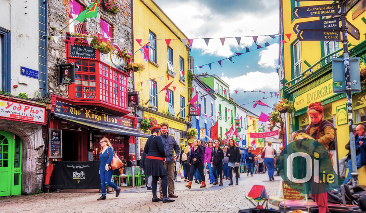 IRISH CITY IS CONSIDERED THE MOST FRIENDLY IN EUROPE