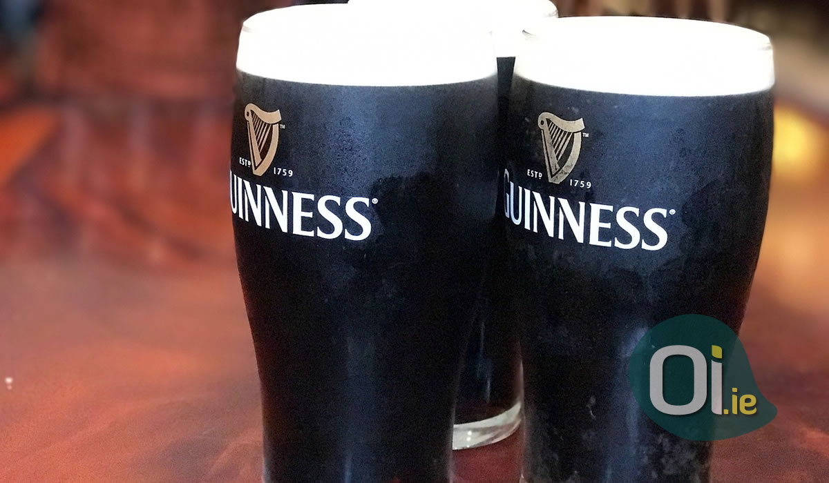 Ireland is not the country which most drinks Guinness
