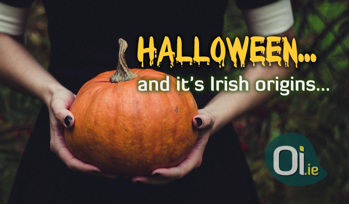 Halloween, and it's Irish origins