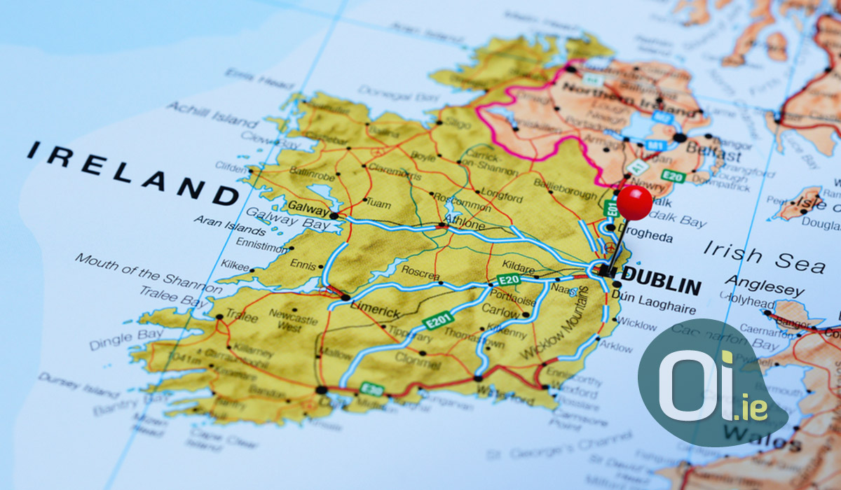 How is Ireland subdivided? The difference between counties and provinces