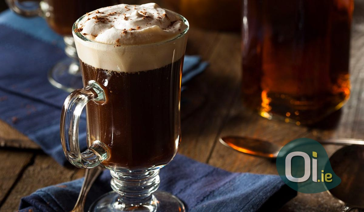 How was Irish Coffee invented?