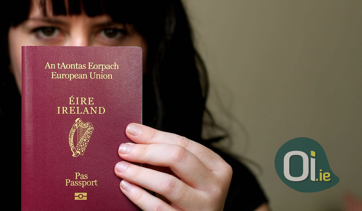 5000 immigrants from 135 countries became Irish citizens this week