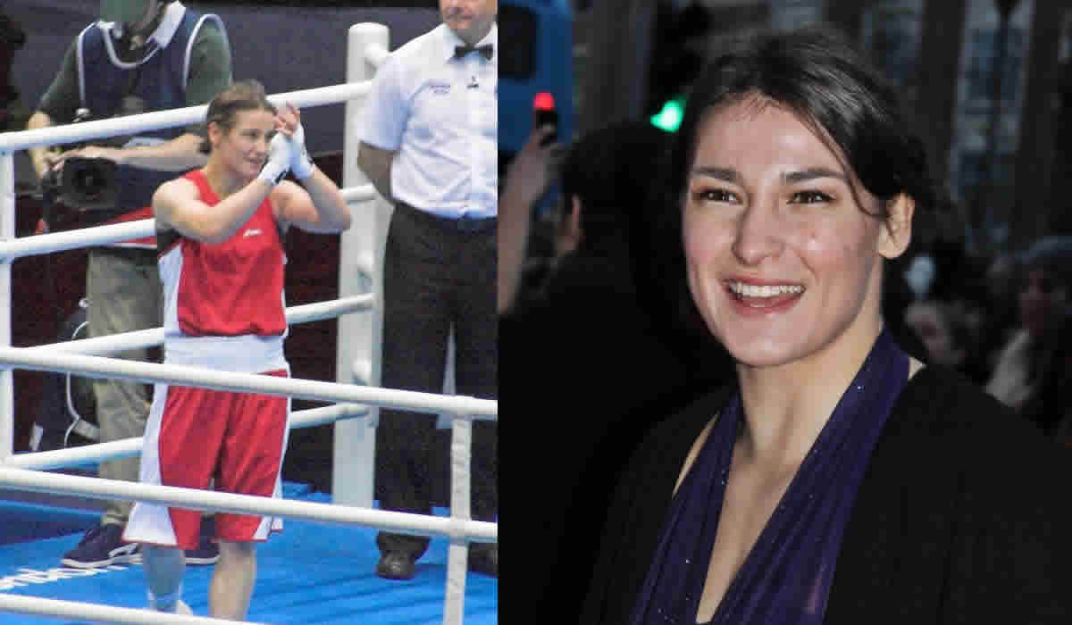 Katie Taylor, Irish boxing legend