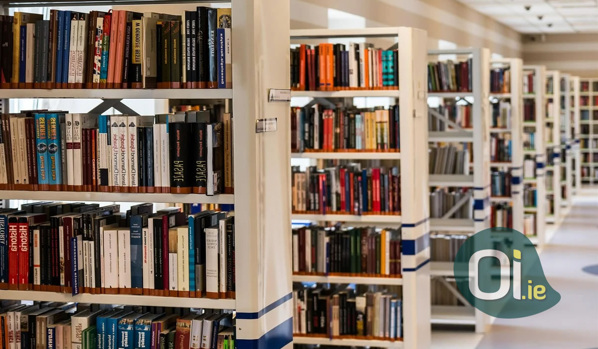 Dublin reveals the most borrowed books from libraries during quarantine