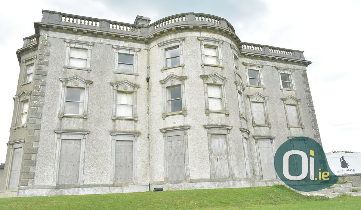 Ireland's most haunted house for sale