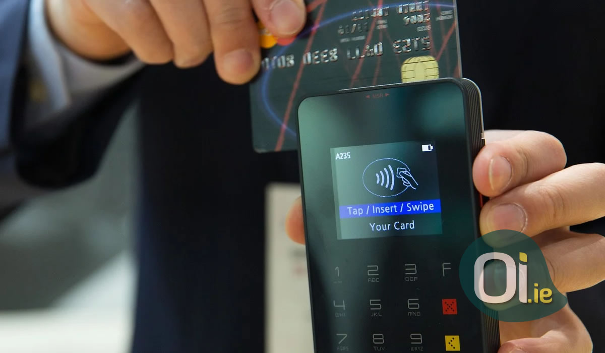 How to make cashless payments in Ireland