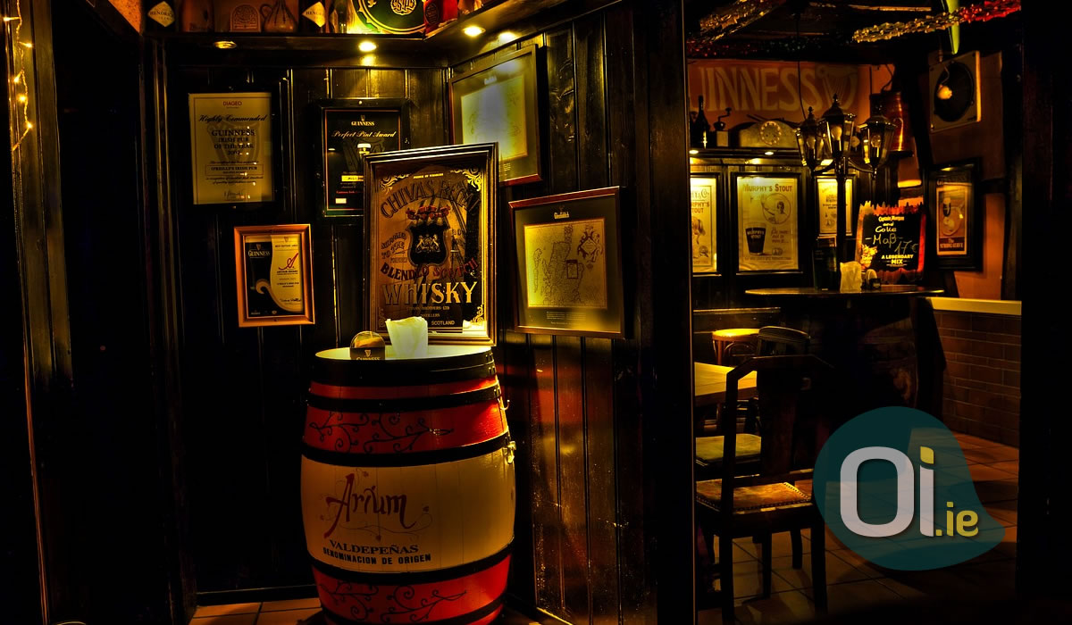 Despite reopening, 21% of Irish people still feel uncomfortable going to the pub