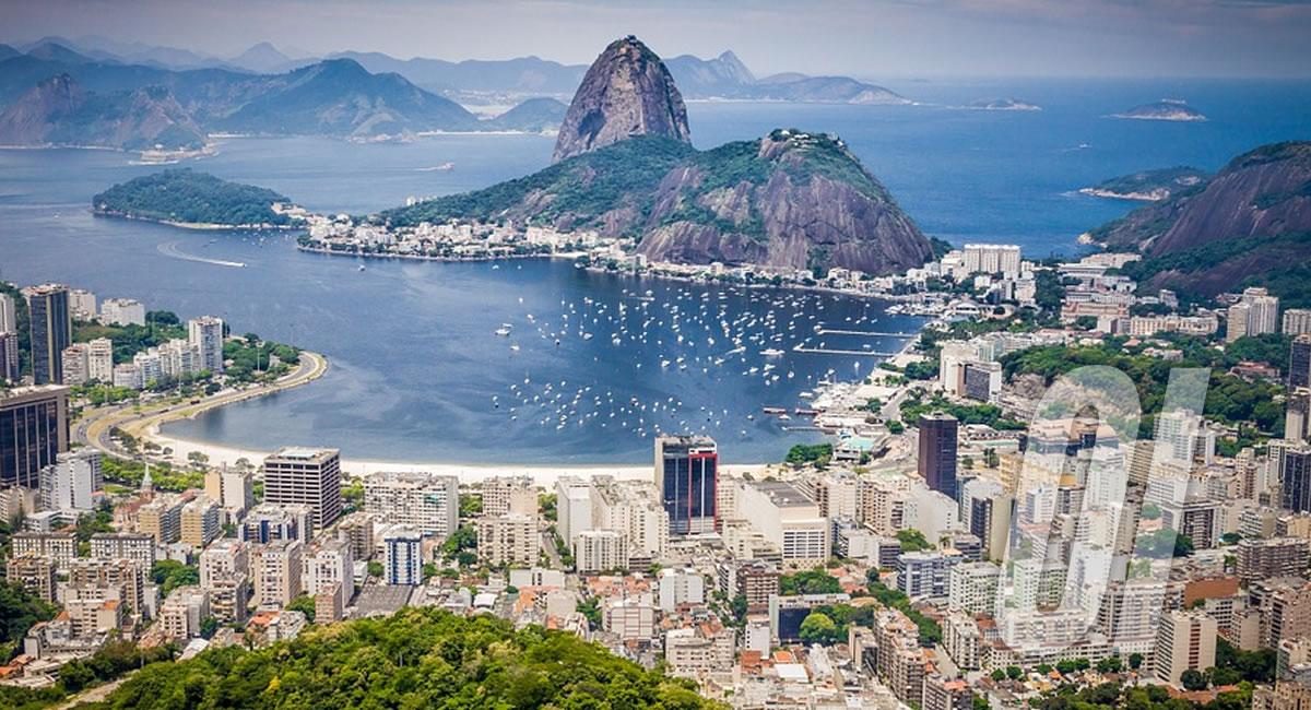 Paris – Rio De Janeiro: €381 Return (Nov 18 – March 2019)