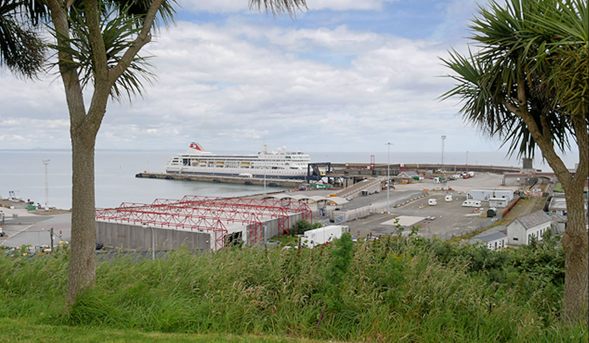 rosslare Harbour Wexford