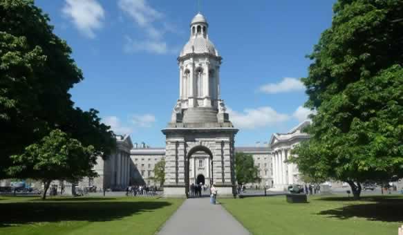 Front Square, Trinity College