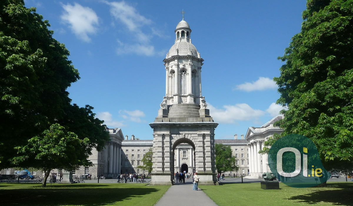 Trinity College Dublin enrollments break record after grade