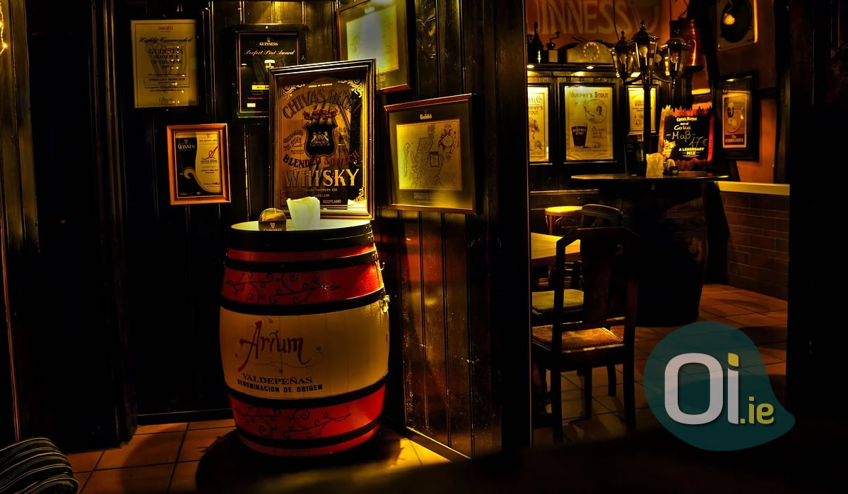 The troubled history of the Irish whiskey